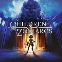 Portada oficial de Children of Zodiarcs para PS4