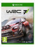 Portada oficial de de WRC7 para Xbox One
