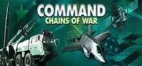 Portada oficial de Command: Chains of War para PC