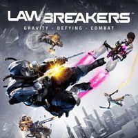 Portada oficial de LawBreakers para PS4