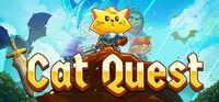 Portada oficial de Cat Quest para PC