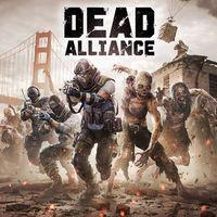 Portada oficial de Dead Alliance para PS4