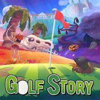 Portada oficial de Golf Story para Switch
