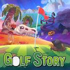 Portada oficial de de Golf Story para Switch