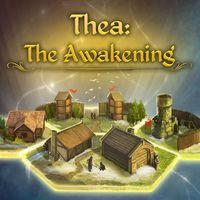 Portada oficial de Thea: The Awakening para PS4
