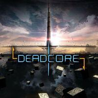 Portada oficial de Deadcore para PS4