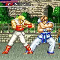 Portada oficial de NeoGeo Fatal Fury 2 eShop para Switch