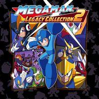 Portada oficial de Mega Man Legacy Collection 2 para PS4