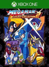 Portada oficial de Mega Man Legacy Collection 2 para Xbox One