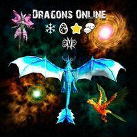 Portada oficial de Dragons Online PSN para PSVITA