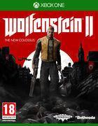 Portada oficial de de Wolfenstein II: The New Colossus para Xbox One