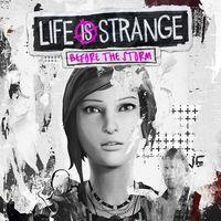 Portada oficial de Life is Strange: Before the Storm para PS4