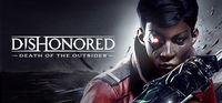 Portada oficial de Dishonored: La muerte del Forastero para PC