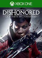 Portada oficial de de Dishonored: La muerte del Forastero para Xbox One