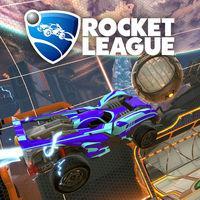 Portada oficial de Rocket League para Switch