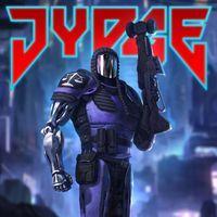 Portada oficial de JYDGE para PS4