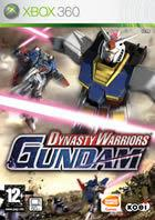 Portada oficial de Dynasty Warriors: Gundam para Xbox 360