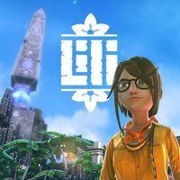 Portada oficial de Lili: Child of Geos para PS4