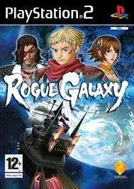 Portada oficial de Rogue Galaxy para PS2