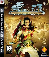 Portada oficial de Genji: Days of the Blade para PS3