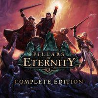 Portada oficial de Pillars of Eternity: Complete Edition para PS4