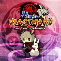 Portada oficial de Ninja Usagimaru: Two Tails of Adventure PSN para PSVITA