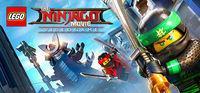 Portada oficial de La LEGO Ninjago Película: El videojuego para PC