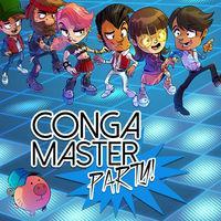 Portada oficial de Conga Master Party! para Switch