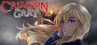 Portada oficial de Crimson Gray para PC
