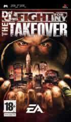 Portada oficial de Def Jam Fight for NY: The Takeover para PSP