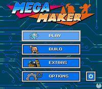 Portada oficial de Mega Maker para PC