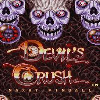 Portada oficial de Devil's Crush CV para Wii U