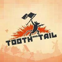 Portada oficial de Tooth and Tail para PS4