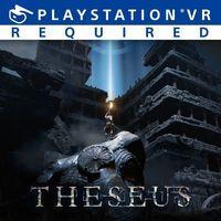 Portada oficial de Theseus para PS4