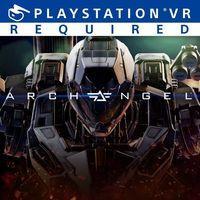 Portada oficial de Archangel para PS4
