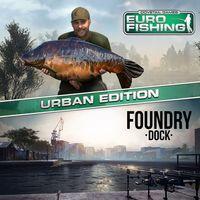 Portada oficial de Euro Fishing: Urban Edition para PS4
