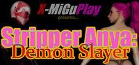 Portada oficial de STRIPPER ANYA: DEMON SLAYER para PC