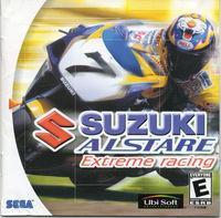 Portada oficial de Redline Racer para Dreamcast