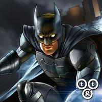 Portada oficial de Batman: The Enemy Within - Episode 1: Enigma para iPhone