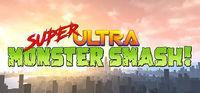Portada oficial de Super Ultra Monster Smash! para PC