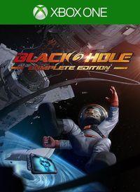 Portada oficial de Blackhole: Complete Edition para Xbox One