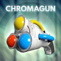 Portada oficial de ChromaGun para PS4
