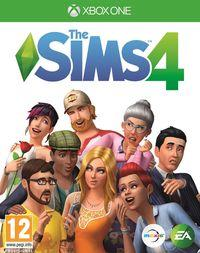 Portada oficial de Los Sims 4 para Xbox One
