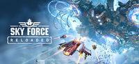Portada oficial de Sky Force Reloaded para PC