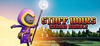 Portada oficial de Staff Wars: Wizard Rumble para PC