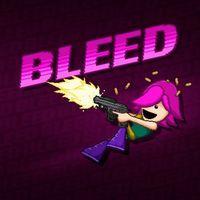 Portada oficial de Bleed para PS4