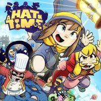 Portada oficial de A Hat in Time para PS4