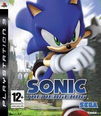 Portada oficial de Sonic the Hedgehog para PS3
