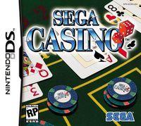 Portada oficial de Sega Casino para NDS
