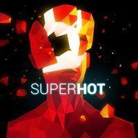 Portada oficial de SUPERHOT para PS4